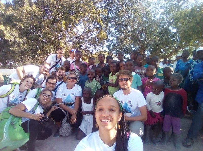 Primi giorni in Africa per i nostri 12 scalatori