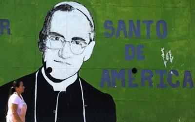 Oscar Romero, Santo de America