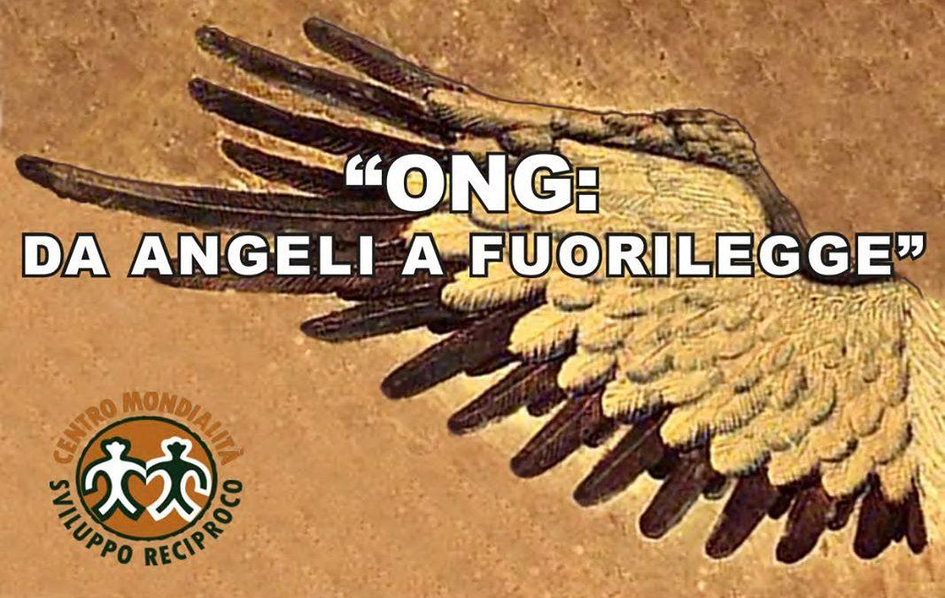 """ONG: da Angeli a Fuorilegge"""