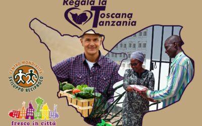 Natale 2020: regala la Toscana, regala la Tanzania
