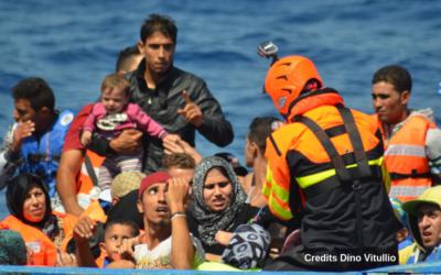 Tragedia nel mediterraneo